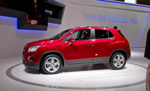 Chevy 1 Trax