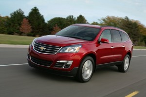 Chevy 1 traverse